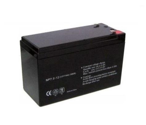 Batería 12VDC
